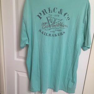 Ralph Lauren Polo Green Graphic Shirt XXL
